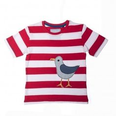 Boys seagull T shirt age 5 £8.00