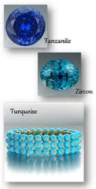 Image result for Turquoise Tanzanite