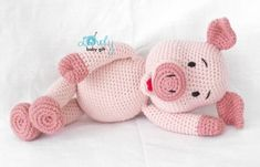 This is crochet pattern and NOT the finished piggy toy. Crochet pattern can be downloaded immediately from Etsy, once payment is confirmed. Pattern is written in ENGLISH (in US terms), DANISH, GERMAN, FRENCH and DUTCH languages. This piglet is easy to make, if you know all the basic crochet terms: - crocheting in rounds - chain, slip, single crochet stitch - increasing and decreasing Tutorial comes with lots of photos illustrating the process to help you. Pattern can be made with sport or…