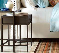 Curiosity Nesting Bedside Tables, Set of 2 | Pottery Barn