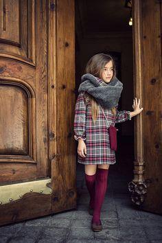 Mi pequeño Lucas - Galería Love this look (plaid!) for Autumn Outfits Niños, Outfits For Teens, Cool Outfits, Little Girl Outfits, Little Girl Fashion, Tween Fashion, Toddler Fashion, Super Moda, Looks Teen