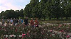 Oslo, Norway: Frogner Park/Vigeland Park.
