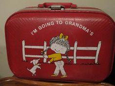 Found on EstateSales.NET: Kid suitcase For Aela?  Moundsview 10/28, 29, 30/16