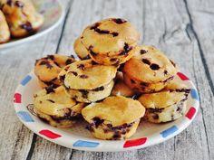 Banana & Chocolate Chip Mochi Donuts Recipe
