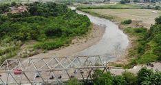River Cipamingkis Jawa Barat Indonesia