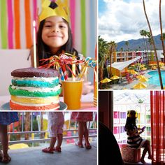 Eloise Inspired Hotel Birthday Party {Girl Party Ideas}