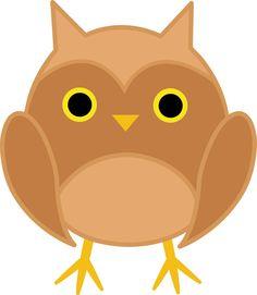 cute owl clip art - HD2810×3228