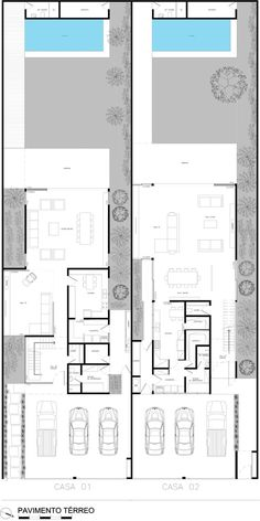 Galeria de Casas Hermanas / Drucker Arquitetos Associados - 24