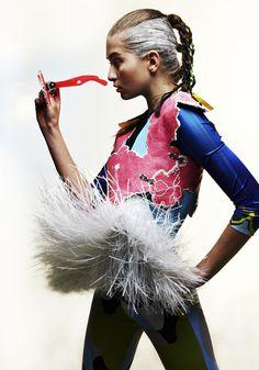Make Space & PatternBase present: Emma Lundgren - Samilight Collection