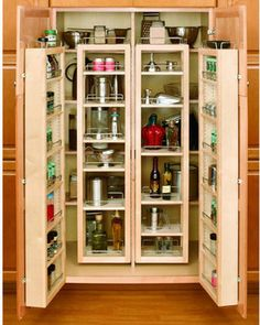 small kitchen pantry ideas | ... much of a change so i am looking at big and small kitchen pantry ideas