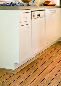 Order the Quickstep Lagune grey teak laminate flooring today and