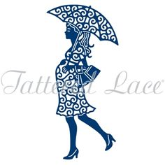 Tattered Lace Baby Shower Die D945