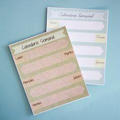 http://actividadesfamilia.about.com/od/Imprimibles/ss/Calendarios-Semanales-Para-Imprimir.htm