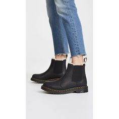 Dr. Martens Leonore Sherpa Chelsea Boots Who What Wear, Chelsea Boots, Clogs, Walking, Fall, How To Wear, Stuff To Buy, Shopping, Fashion