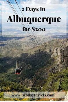 2 days in Albuquerque New Mexico - Two Day Travels - Budget Travel Tips and Things to Do in Albuquerque, NM - New Mexico Road Trip, Travel New Mexico, Mexico Vacation, New Travel, Travel Usa, Tennessee Vacation, Italy Vacation, Work Travel, Travel Europe