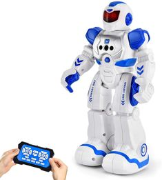Robots For Kids, Toys For Boys, Boy Toys, Rc Robot, Smart Robot, Birthday Gifts For Girls, Gifts For Kids, Programmable Robot, Smurfs