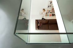 Zwischen-Raum My Dream Home, Planer, Bookshelves, Oversized Mirror, House Design, Architecture, Furniture, Home Decor, Spaces