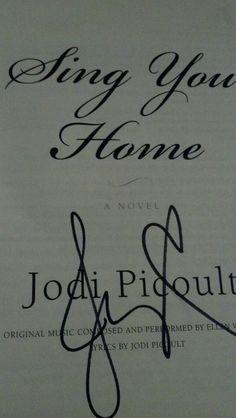 Jodi Picoult June 2012 Arizona