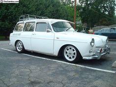 Once I finish my '69 beetle, I want a '69 VW Squareback