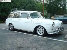 Once I finish my '69 beetle, I want a '69 VW Squareback