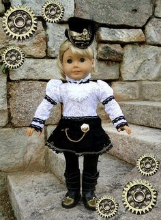 american girl steampunk - Google Search