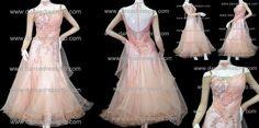 Modern dance dress model no. 1518