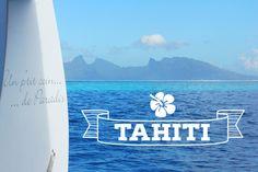 #2014projet52 #semaine5 #endroit préféré  Tahiti : un petit coin de paradis… Navigation vers Moorea…
