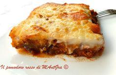 Il Pomodoro Rosso di MAntGra: Moussakà