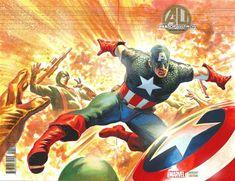 Captain America by felipemassafera on deviantART