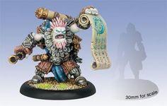 Trollbloods: Trollkin Sorcerer Solo