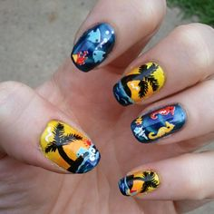 #GetMagnetic  If you have Instagram...use this hashtag to vote for this manicure! : )