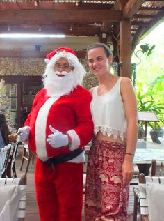 A little gift from Santa to all of our lovely guests at Villa Kubu.  Wishing all friends of Villa Kubu a Blissful Christmas and a Happy New Year, with warm regards from the team at #VillaKubu