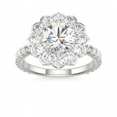 Diamond Engagement Ring #diamond #engagement #ring