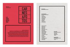 La Carniceríaidentity — Tata&Friends — Design Studio Madrid