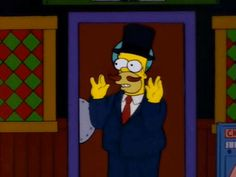 13 de los momentos más memorables de Los Simpsons - Taringa!