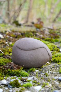 Touchstone, ceramic animal