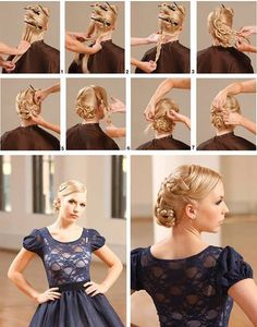 Hairstyle Ideas For Every Occassion