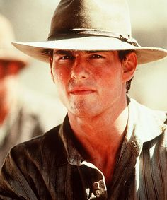 Tom Tanner (Tom Cruise from Far and Away)