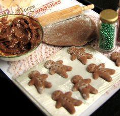 Gingerbread Men | Flickr - Photo Sharing!