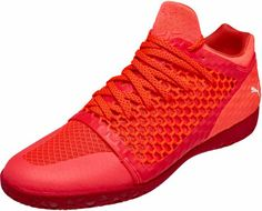 cc46e8b6530 Puma 365 Netfit CT indoor soccer shoes. Hot at SoccerPro Futsal Court