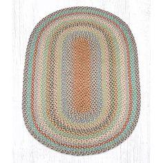 Highland Dunes Fenwick Multi 1 Braided Area Rug Rug Size: Oval Runner x Orange Area Rug, White Area Rug, Beige Area Rugs, Braided Wool Rug, Braided Area Rugs, Natural Area Rugs, Outdoor Area Rugs, Rugs In Living Room, Rug Size
