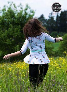 Gestatten Frollein Fuchs - Katiela - genähte Unikate