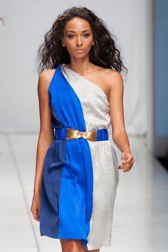 Goddess Dress on Ethical Ocean ($185.00) #eco #fashion