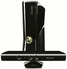 Xbox 360 S 250gb w/ Kinect (Glossy)    #200Above, #250GB, #Glossy, #Kinect, #Xbox