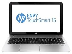 "HP ENVY 15 TouchSmart Notebook 500GB SSD (Intel Core i7-4800MQ 4th generation Quad Processor - 2.70GHz with TURBO BOOST to 3.70GHz, 8 GB RAM, 500GB SSD, BEATS AUDIO, 15.6"" TOUCHSCREEN display, Windows 8) Ultra Slim TOUCH Laptop PC"