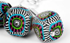 Great colors and designs for polymer clay