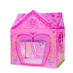 Kids Tent PLAY10 Flower Playhouse for Kids Foldable Play Tent for Children Indoor u0026 Outdoor Fun Including 10 pit balls. Lovely Flowers Design Pink Little ...  sc 1 st  Pinterest & Princess Melodyu0027s Play Castle Girlu0027s Pink Princess Pop Up Tent by ...