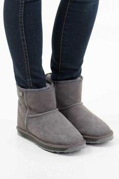 Emu Australia Platinum Stinger Mini Ugg Boots - Womens Boots - Birdsnest Buy Online
