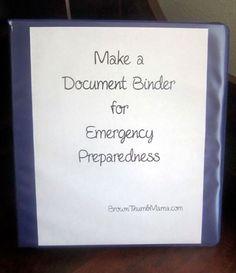Make a Document Bind