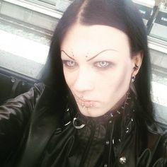 Goth Guys, Black Metal, Gothic, Hoop Earrings, Band, Stockholm, Instagram Posts, Model, Jewelry